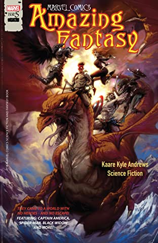 Amazing Fantasy (2021) #5 (of 5)