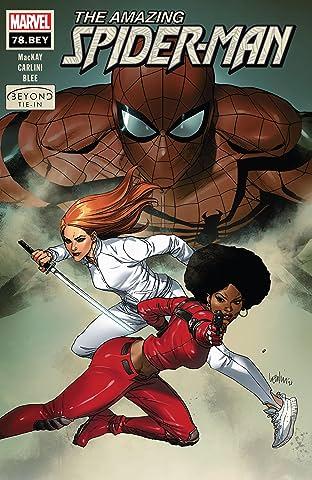 Amazing Spider-Man (2018-) No.78.BEY