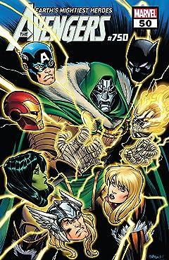 Avengers (2018-) #50
