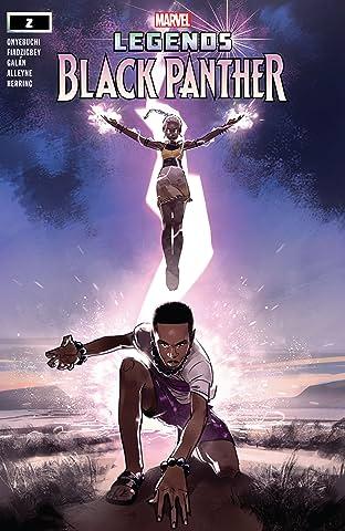 Black Panther Legends (2021-) #2 (of 4)