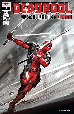 Deadpool: Black, White & Blood (2021) #4 (of 4)