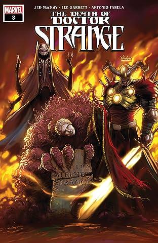 Death of Doctor Strange (2021-) #3 (of 5)