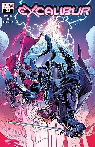Excalibur (2019-) #25
