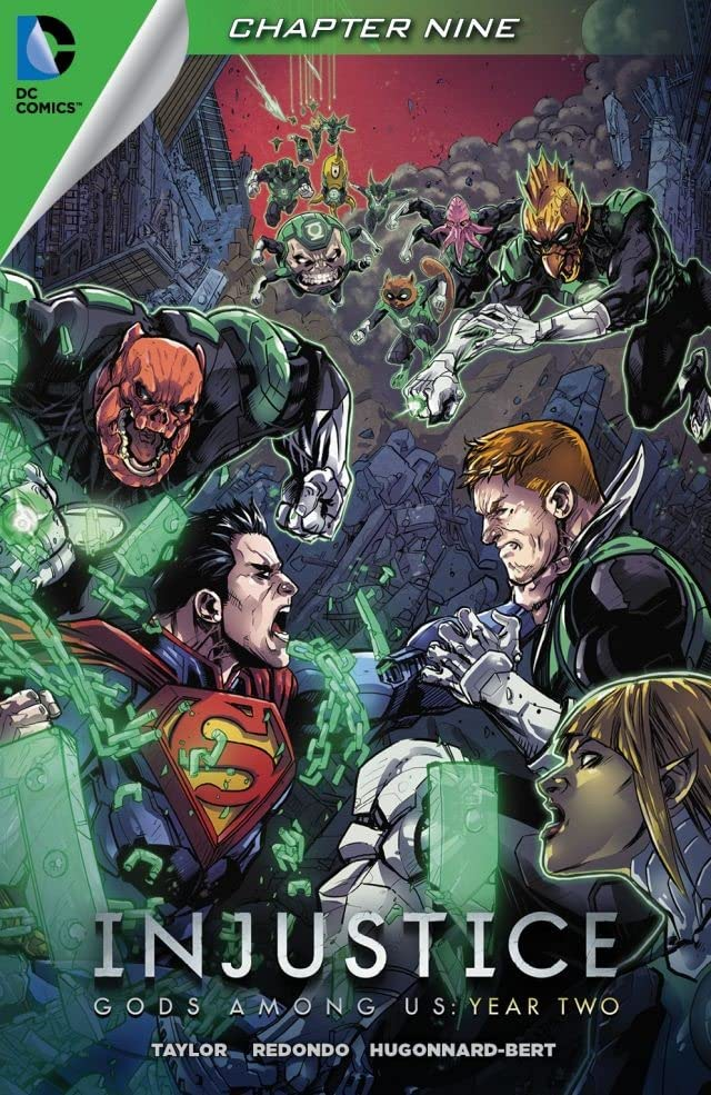 Injustice: Gods Among Us: Year Two (2014-) #9