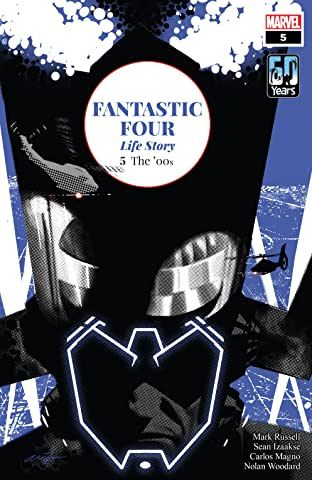 Fantastic Four: Life Story (2021-) #5 (of 6)