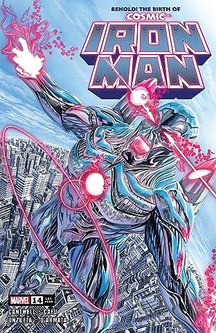 Iron Man (2020-) #14