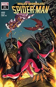 Miles Morales: Spider-Man (2018-) No.32