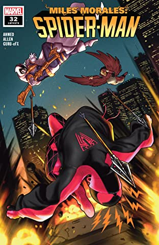 Miles Morales: Spider-Man (2018-) #32