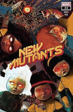 New Mutants (2019-) #23
