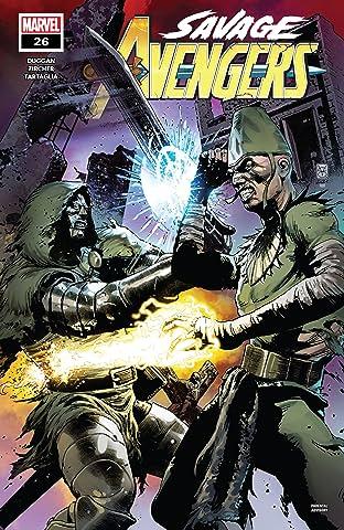 Savage Avengers (2019-) #26