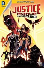 Justice League Beyond 2.0 (2013-2014) #20