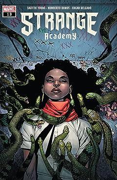 Strange Academy (2020-) #13