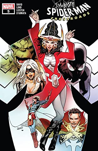 Symbiote Spider-Man: Crossroads (2021) #5 (of 5)
