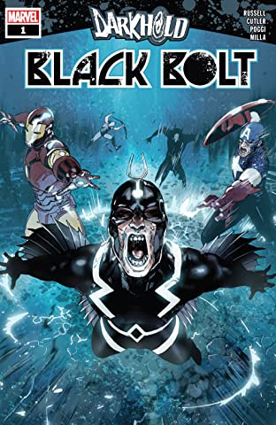 The Darkhold: Black Bolt (2021) #1