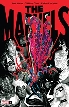 The Marvels (2021-) #5