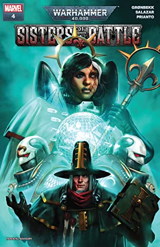 Warhammer 40,000: Sisters Of Battle (2021) #4 (of 5)