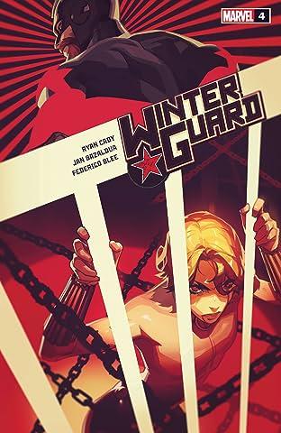 Winter Guard (2021) #4 (of 4)