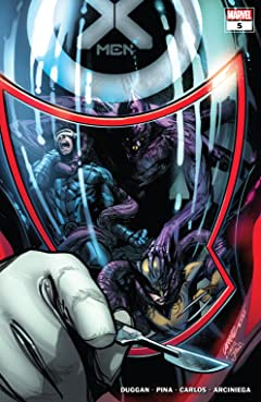 X-Men (2021-) #5