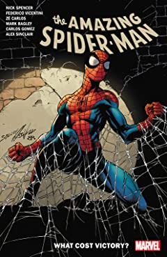 Amazing Spider-Man by Nick Spencer Vol. 15: What Cost Victory?
