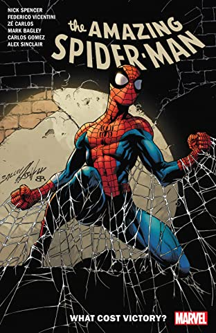 Amazing Spider-Man by Nick Spencer Tome 15: What Cost Victory?