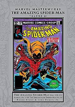 Amazing Spider-Man Masterworks Tome 23