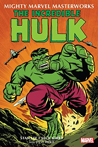 Mighty Marvel Masterworks: The Incredible Hulk Vol. 1: The Green Goliath