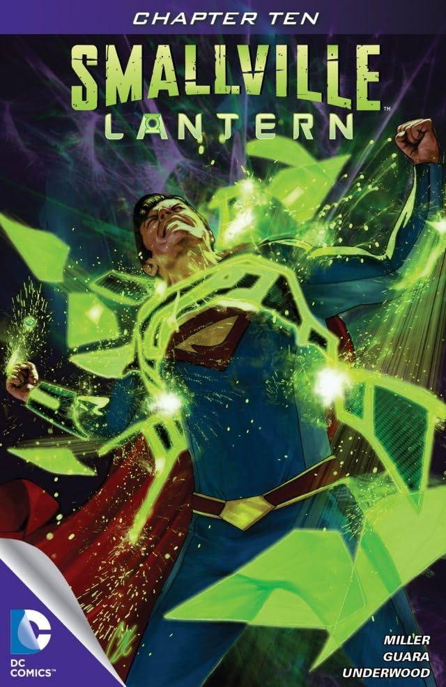 Smallville: Lantern #10