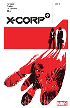 X-Corp by Tini Howard Vol. 1