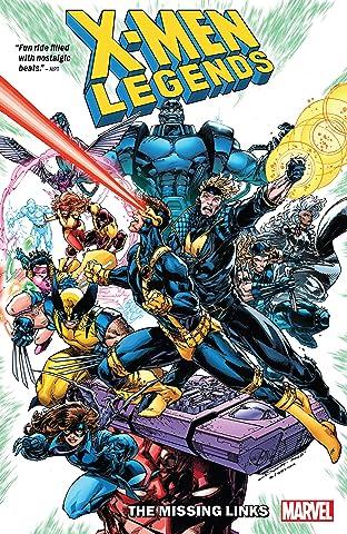 X-Men Legends Vol. 1: The Missing Links