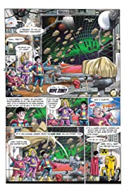 Robonic Stooges #2: Fantastic Fools