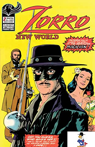 Zorro New World No.2