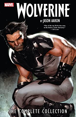 Wolverine by Jason Aaron Complete Collection Tome 1