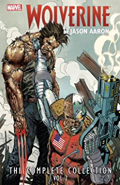 Wolverine by Jason Aaron Complete Collection Tome 2