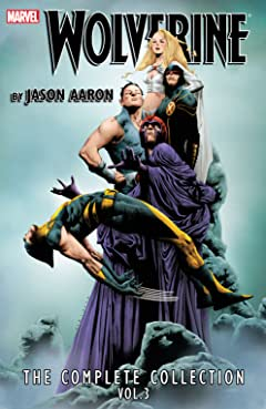 Wolverine by Jason Aaron Complete Collection Tome 3