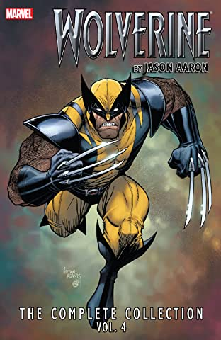 Wolverine by Jason Aaron Complete Collection Tome 4