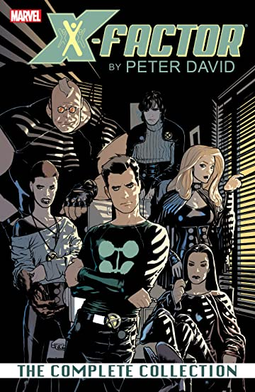 X-Factor by Peter David Complete Collection Vol. 1