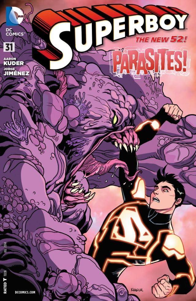 Superboy (2011-2014) #31
