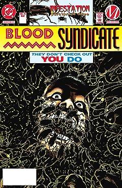 Blood Syndicate (1993-1995) No.14