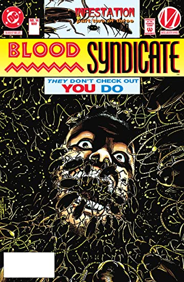 Blood Syndicate (1993-1995) #14