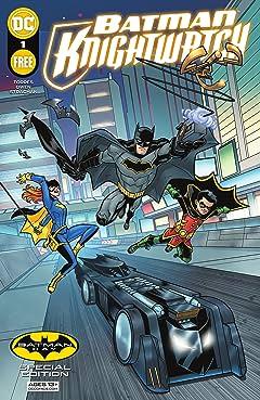 Batman - Knightwatch Batman Day Special Edition (2021) No.1