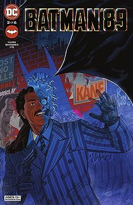 Batman '89 (2021-) #2