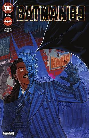 Batman '89 (2021-) No.2