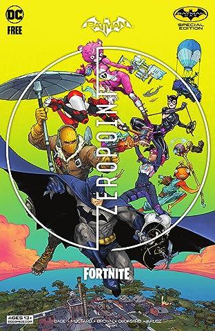 Batman/Fortnite: Zero Point Batman Day Special Edition (2021) No.1