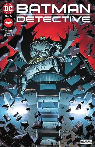 Batman: The Detective (2021-) No.5