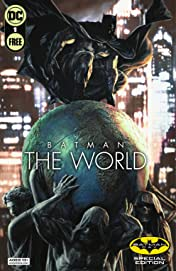 Batman: The World Batman Day Special Edition (2021) #1