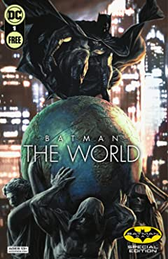 Batman: The World Batman Day Special Edition (2021) No.1