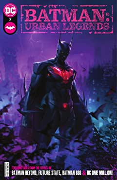 Batman: Urban Legends (2021-) No.7