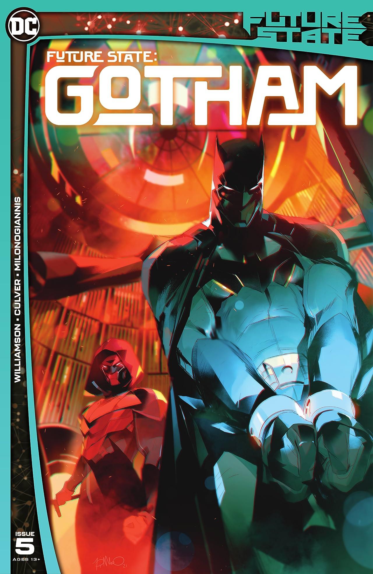 Future State (2021-) #5: Gotham