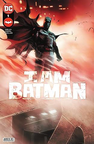I Am Batman (2021-) #1