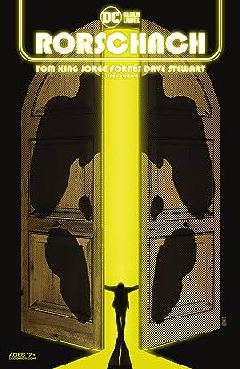 Rorschach (2020-2021) #12